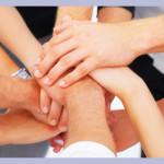 unione fa la forza mani